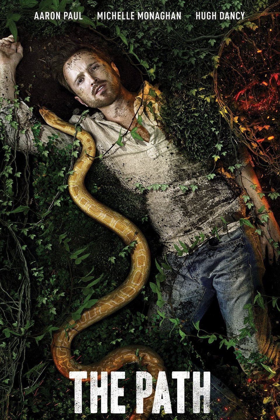 The Path Television Series Poster - Hulu