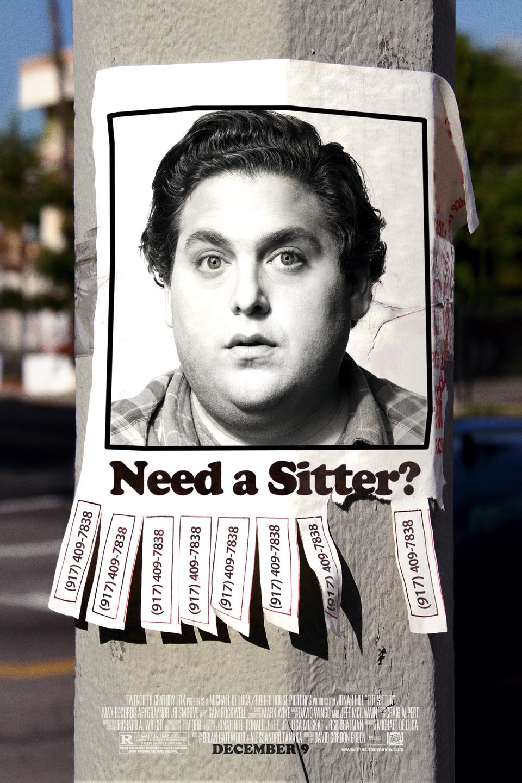 The Sitter Movie Poster - 20th Century Fox