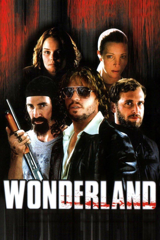 Wonderland Movie Poster - Lionsgate