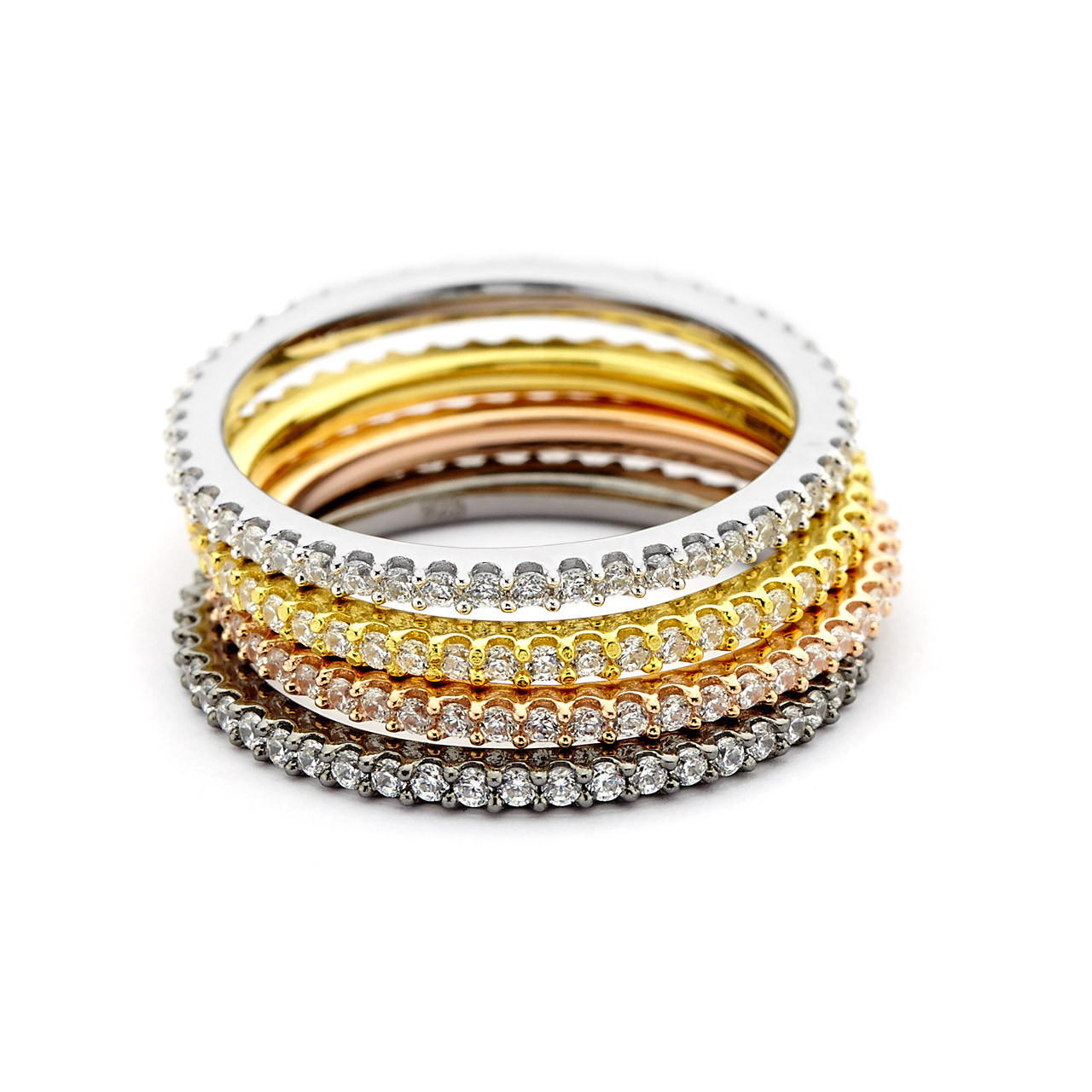 Stack It Up This Summer - Stacking Rings