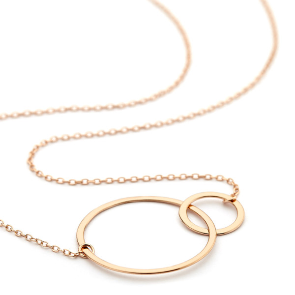 three only tzefira colour ring products at gold for buy double necklace