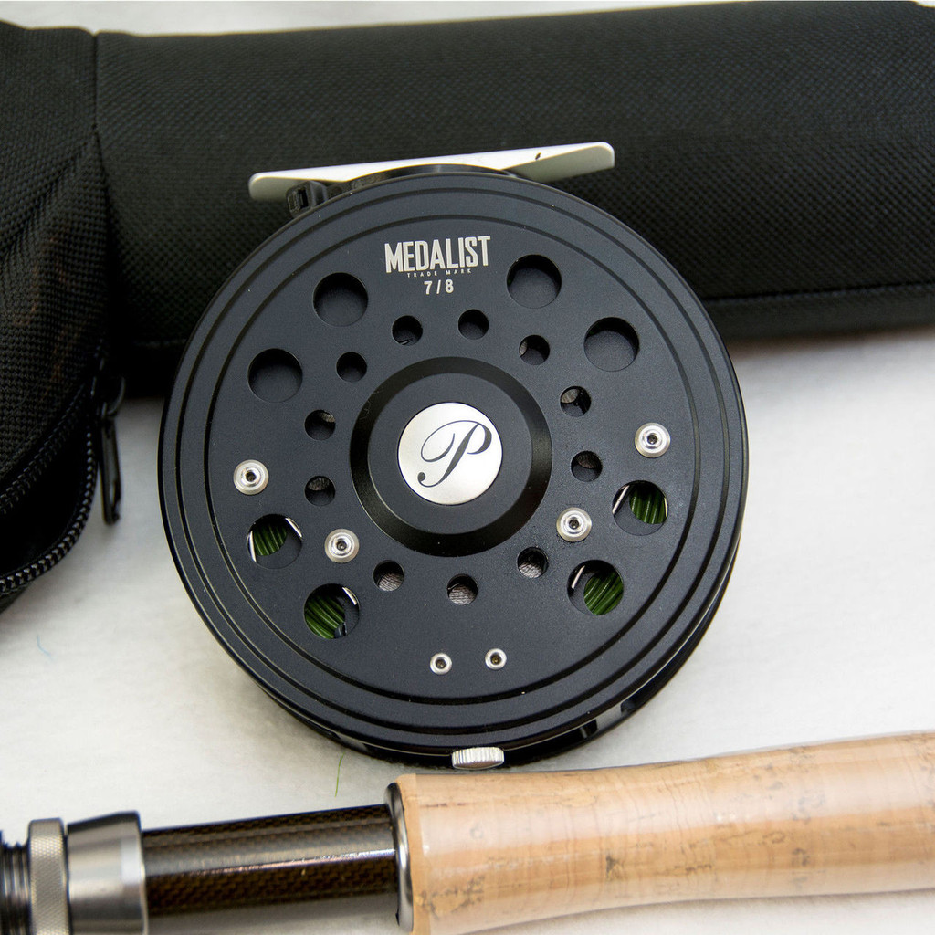 Pflueger Eagle/Medalist Fly Rod/Reel Combo