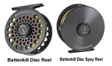 Orvis Battenkill Disc and Battenkill Disc Spey Reel
