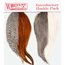 Whiting Farms Introductory Pack, 4 Half-Capes