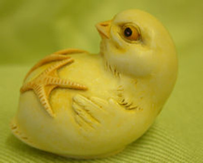 Chick Palm Charm, Yellow