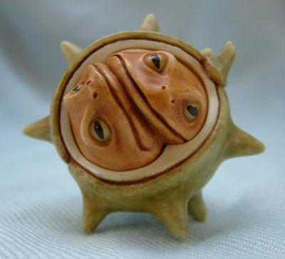 Chestnuts - Netsukes Series