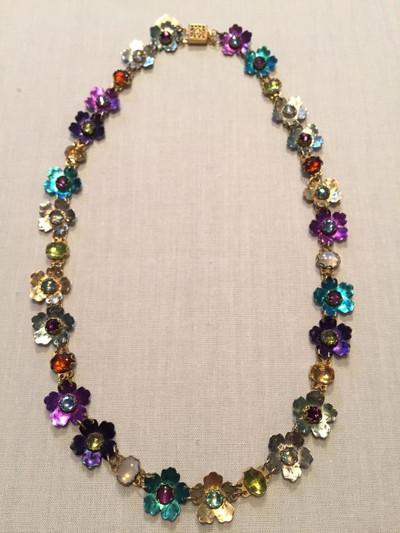 Primrose Multi Color Necklace