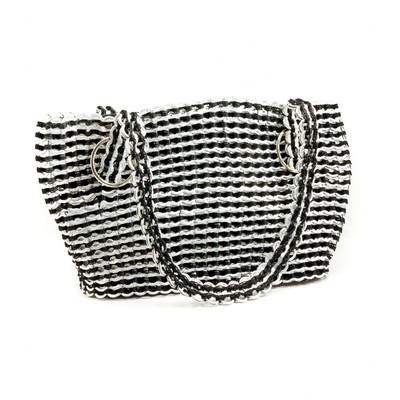 medium soda tab purse gail bag black