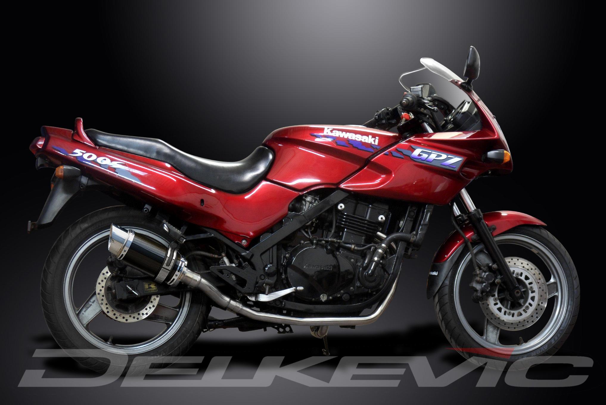 GPZ500S EX500