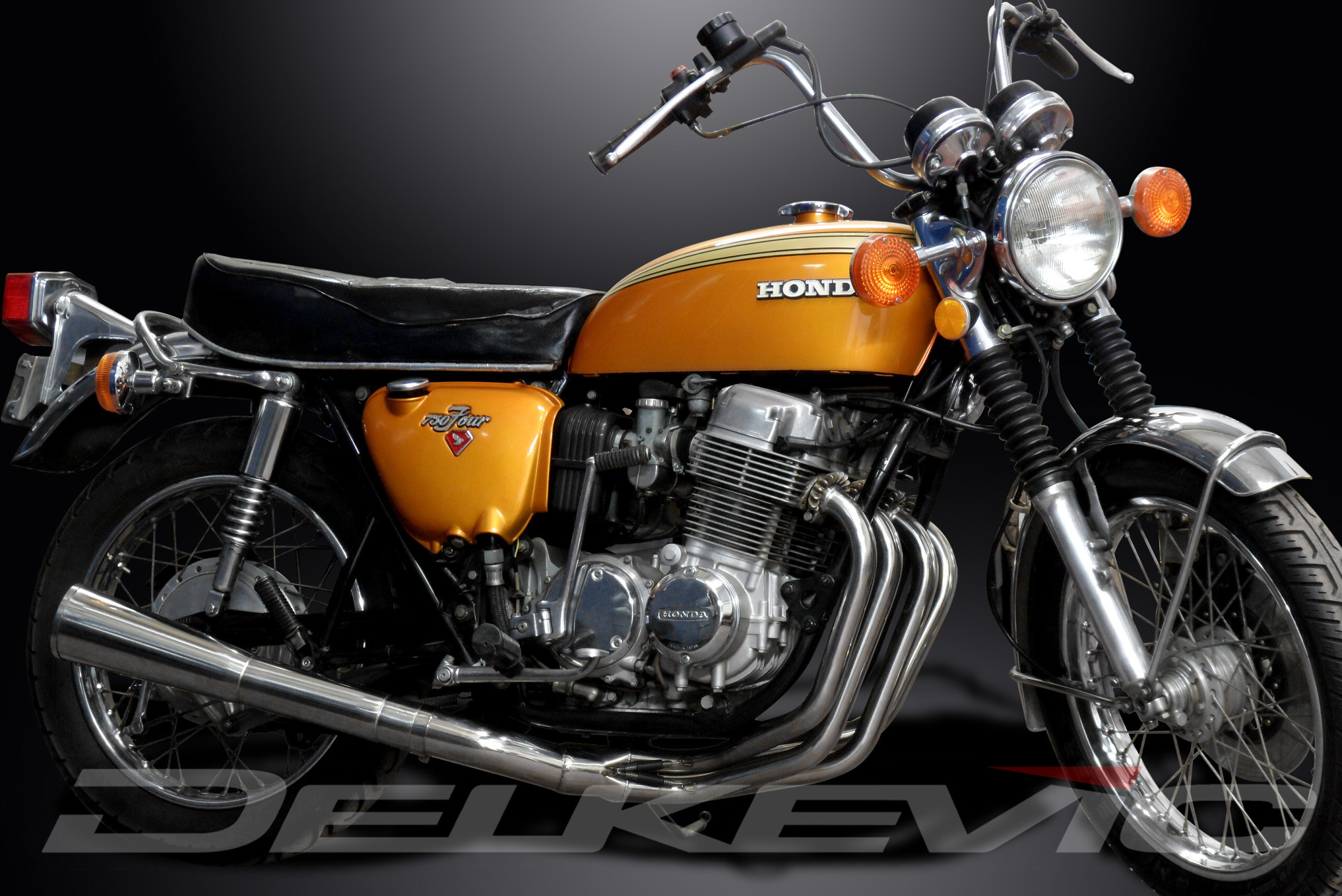 CB750K Four SOHC (1969-1976)
