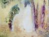 The Light Acrylic on panel  16 x 20 detail 2