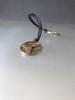 Tarpon Heads or Tail  Keychain - Bronze