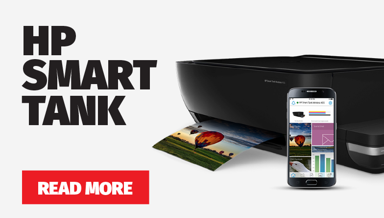 Find out more about HP Smart Tank