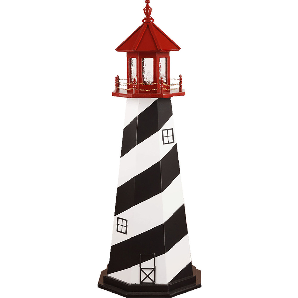 St. Augustine Replica Wooden Lighthouse