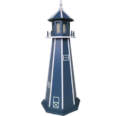 Amish Heritage Wooden Lighthouse