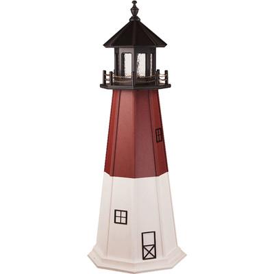 Barnegat Replica Wooden Lighthouse