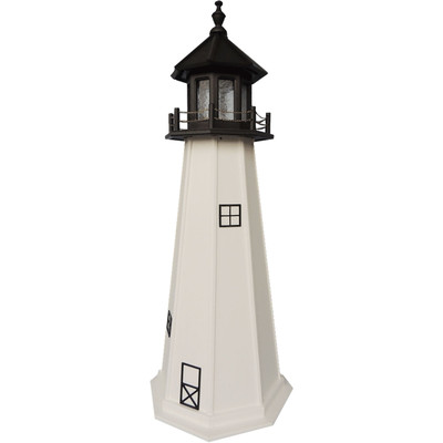 Cape Cod Replica Wooden Lighthouse