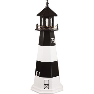 Fire Island Replica Wooden Lighthouse