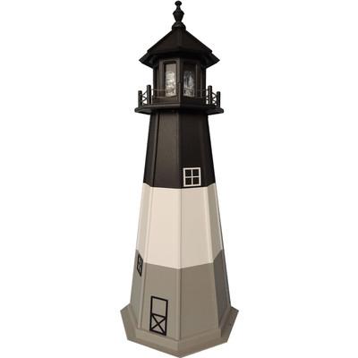 Oak Island Replica Wooden Lighthouse