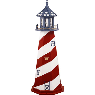 USA Heritage Wooden Lighthouse