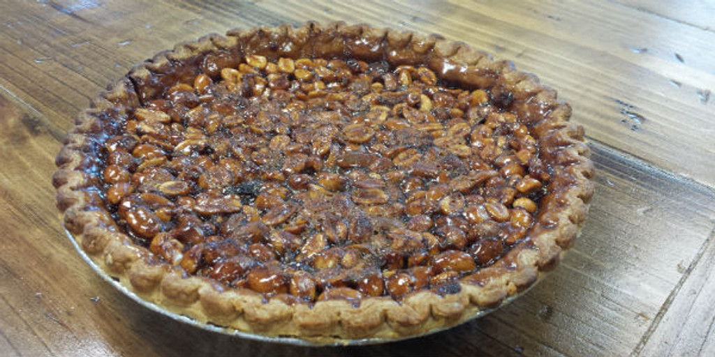 SMALL TOWN GAL:  Classic Southern Virginia Peanut Pie