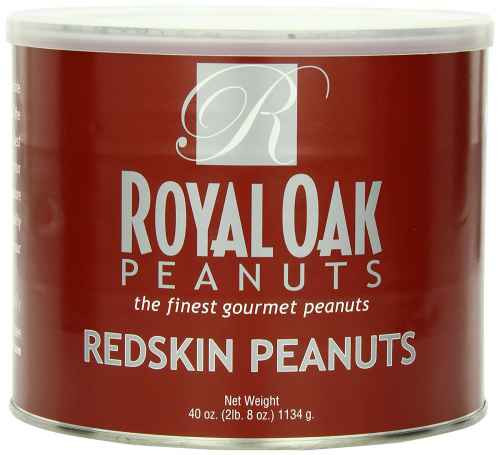 VIRGINIA REDSKIN PEANUTS 40 OZ.
