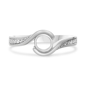 Bypass Pave Shank Engagement Setting