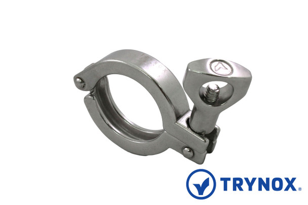 Trynox Sanitary Tri Clamp Heavy Duty