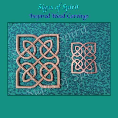 Matrimonial Knot Panelsymbol Of Endless Devotion Thru The Seasons