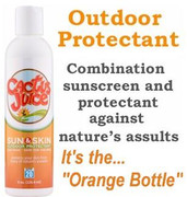 Cactus Juice Outdoor Protectant 8oz 20SPF Sunscreen - 634140010812
