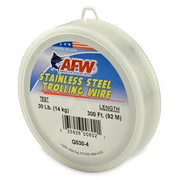 AFW Stainless Steel Wire 1x100yd Spool - 035926008229