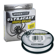 Spiderwire Ultracast Invisi-Braid 65lb 300yd - Translucent - 022021563272