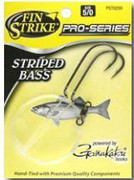 Finstrike PST02 Series Pompano Striped Bass Rig - 749222100432