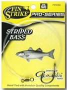Finstrike PST03 Series Striped Bass Rig - 749222100456