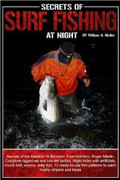Secrets Of Surf Fishing At Night By William A. Muller - 978145073657