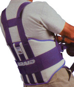 Braid 30750 Bluefin Fighting Harness - 026362307502