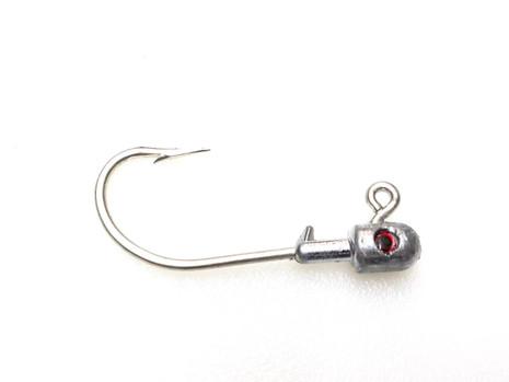 MagicTail Bullet Head Bare Undressed Jig Head - 703189840152