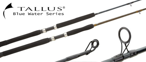 Shimano Tallus Blue Water Casting Rods - 022255174480