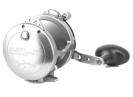 Avet HX 2-Speed Lever Drag Reel - 810755022512