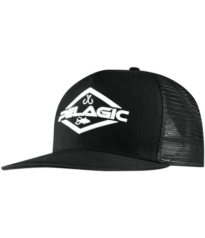 Pelagic Diamond Snapback - 190015032827
