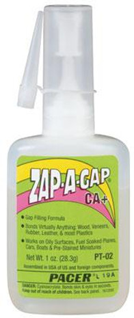ZapAGap CA+ Super Glue - 087093004672
