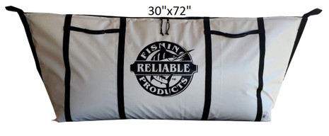 Reliable insulated fish kill bag for Reliable fish bags