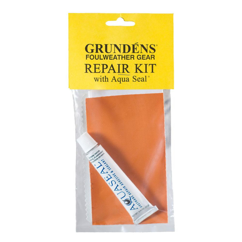 Grundens Patch Kit with Aqua Seal