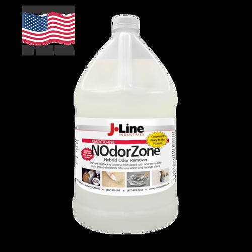 NOdorZone Odor Remover comes in convenient ready to use gallon.