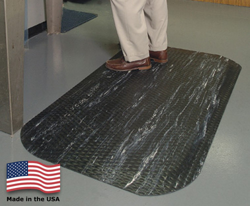 Hog Heaven Marble Top Anti-Static/Anti-Fatigue Mats are Great for the Office or Warehouse!