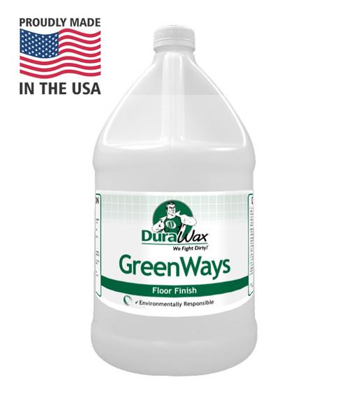 GreenWays Floor Finish