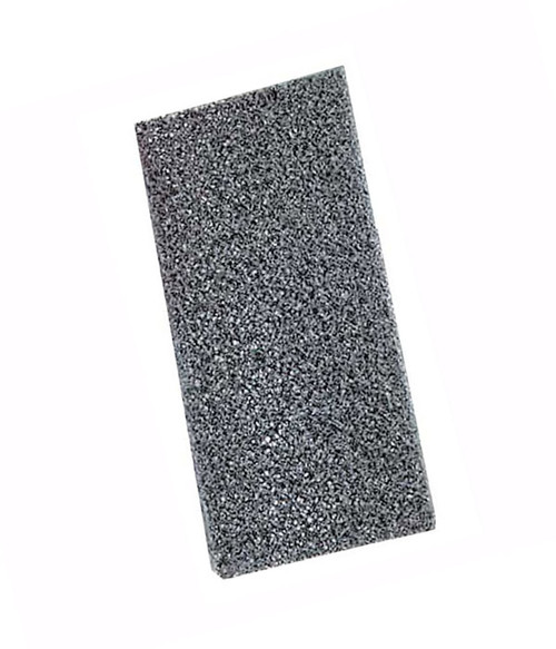 Scrub Aid Replacement Pads come in a variety of abrasiveness; black for stripping, brown for heavy duty cleaning, blue for medium cleaning and white for cleaning without scratching.