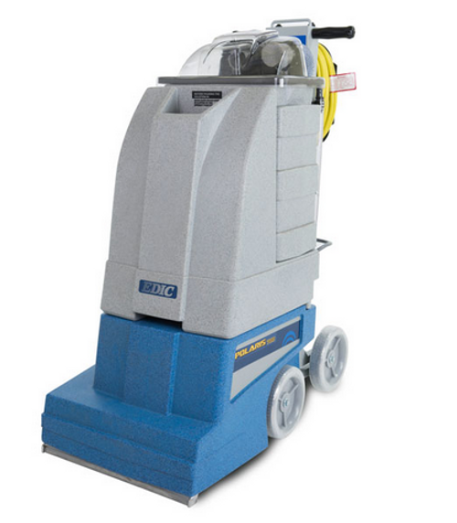 """The Polaris 701PS is a Self Contained unit with a 17"""" vacuum width compared with the 14"""" width on the 500PS."""