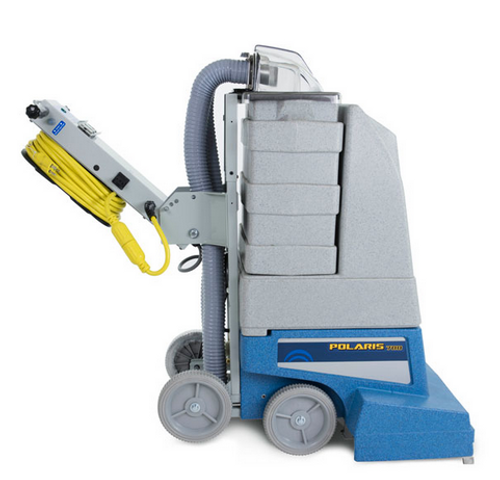 Handle is adjustable to the Operator's height.