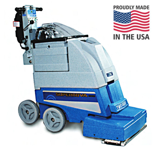 The Supernova 800 PSN Self Contained Carpet Extractor for carpets and floors.